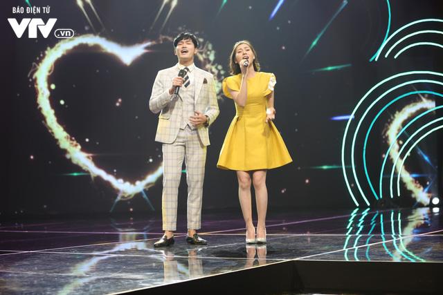 Phương Oanh, Đình Tú khoe giọng trên sân khấu Gặp gỡ diễn viên truyền hình 2020 - Ảnh 7.