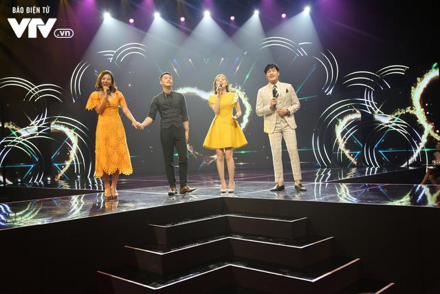 Phương Oanh, Đình Tú khoe giọng trên sân khấu Gặp gỡ diễn viên truyền hình 2020 - Ảnh 4.