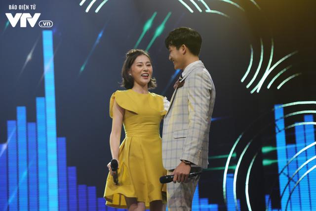Phương Oanh, Đình Tú khoe giọng trên sân khấu Gặp gỡ diễn viên truyền hình 2020 - Ảnh 3.