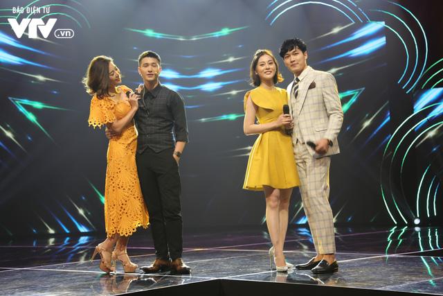 Phương Oanh, Đình Tú khoe giọng trên sân khấu Gặp gỡ diễn viên truyền hình 2020 - Ảnh 1.
