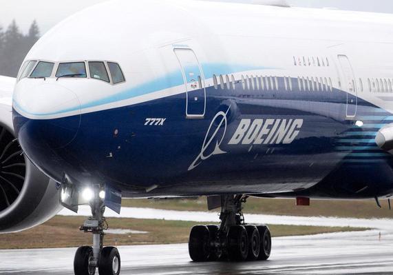 Boeing bắt đầu chuyến bay thử nghiệm đầu tiên với mẫu máy bay 777X - Ảnh 1.