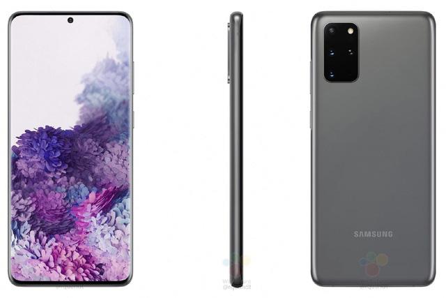 Lộ thiết kế hoàn chỉnh các phiên bản của Galaxy S20 qua loạt ảnh chính thức - ảnh 2