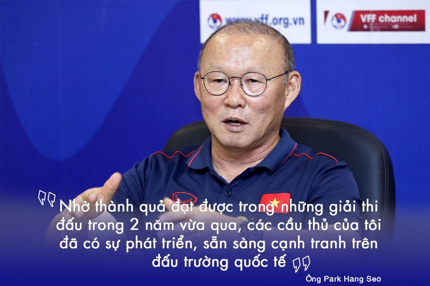 Bóng đá Việt Nam 2020: Quyết tâm giữ ngai Vàng Đông Nam Á và bơi ra biển lớn - Ảnh 8.
