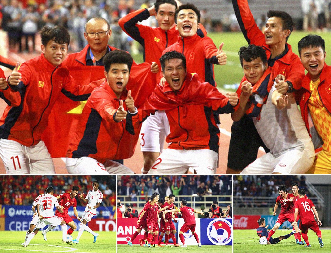 Bóng đá Việt Nam 2020: Quyết tâm giữ ngai Vàng Đông Nam Á và bơi ra biển lớn - Ảnh 9.