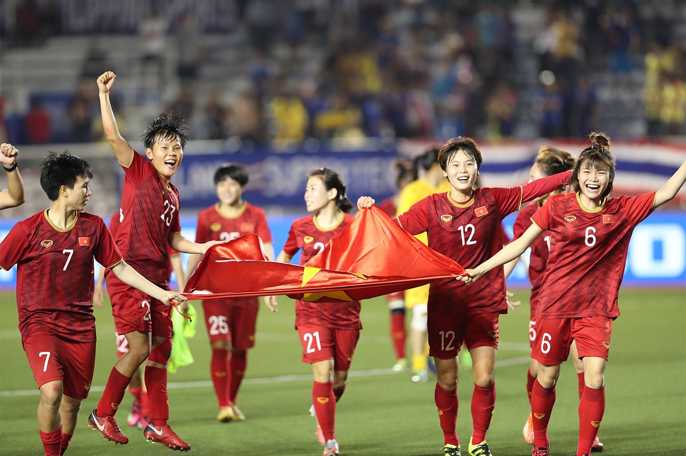 Bóng đá Việt Nam 2020: Quyết tâm giữ ngai Vàng Đông Nam Á và bơi ra biển lớn - Ảnh 13.