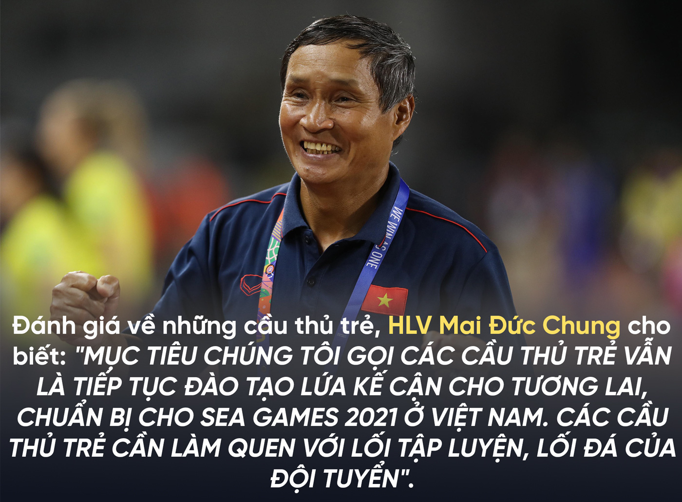 Bóng đá Việt Nam 2020: Quyết tâm giữ ngai Vàng Đông Nam Á và bơi ra biển lớn - Ảnh 14.