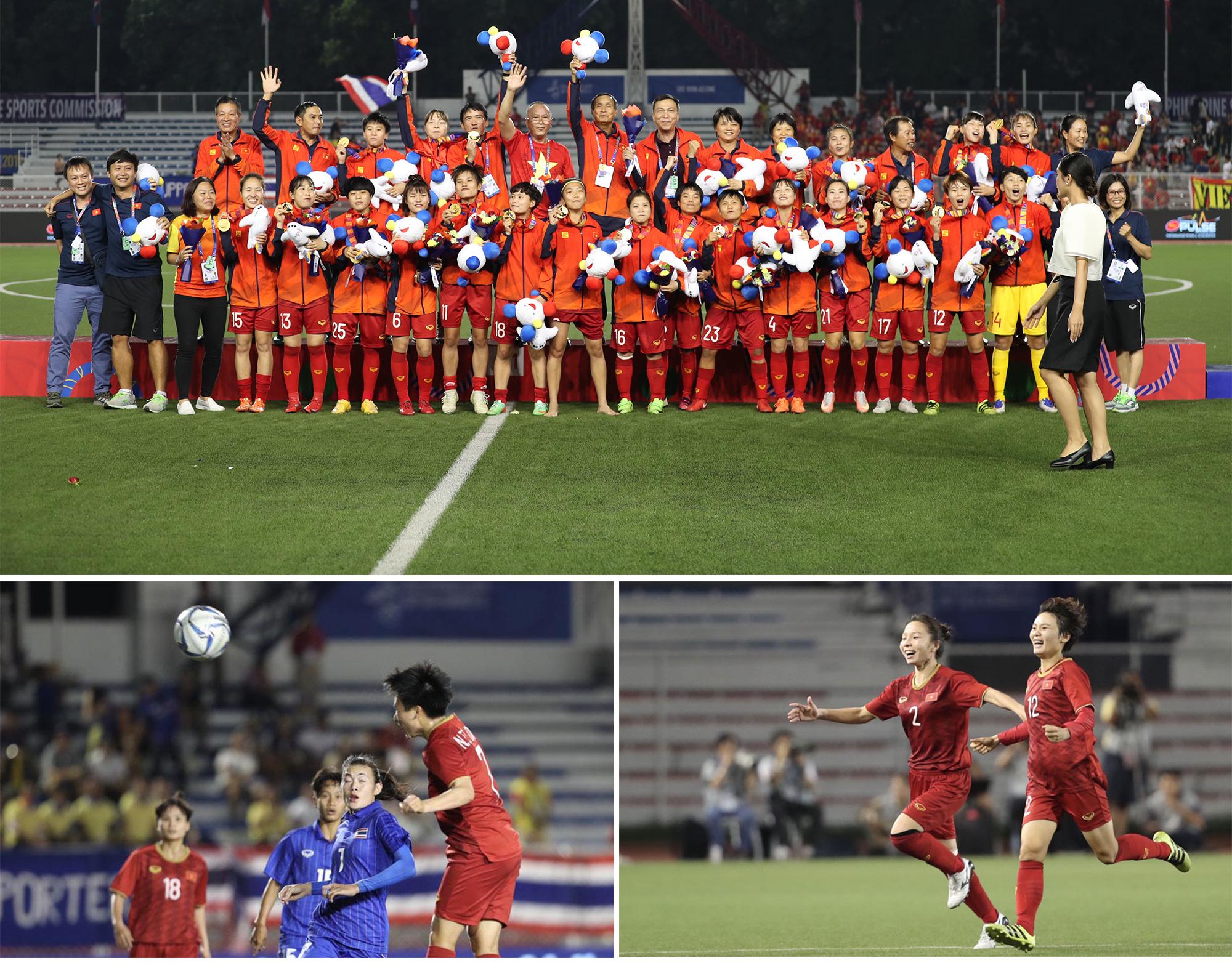 Bóng đá Việt Nam 2020: Quyết tâm giữ ngai Vàng Đông Nam Á và bơi ra biển lớn - Ảnh 16.