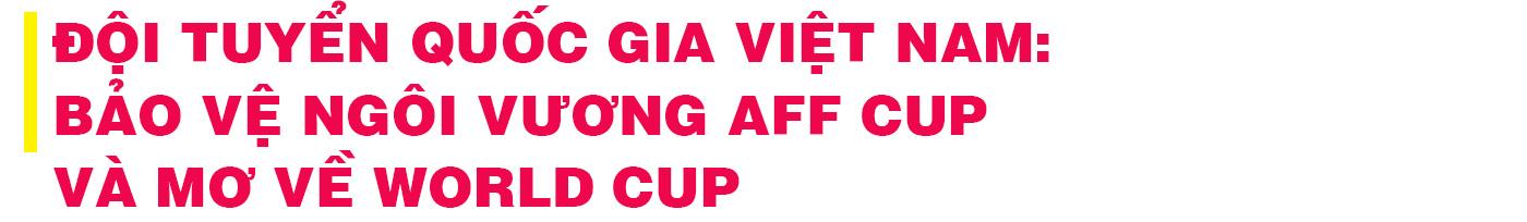 Bóng đá Việt Nam 2020: Quyết tâm giữ ngai Vàng Đông Nam Á và bơi ra biển lớn - Ảnh 3.