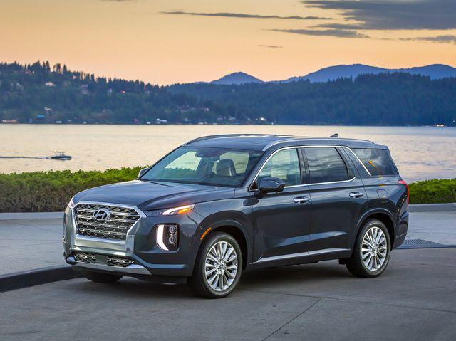 Hyundai Motor bán được 50.000 chiếc SUV Palisade tại Hàn Quốc - Ảnh 1.