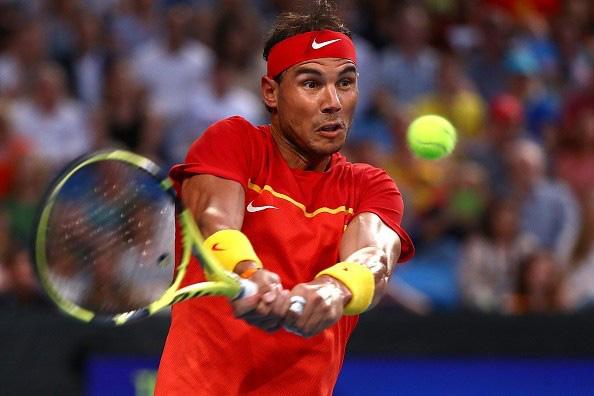 ATP Cup: ĐT Serbia và Tây Ban Nha giành quyền vào tứ kết - Ảnh 2.