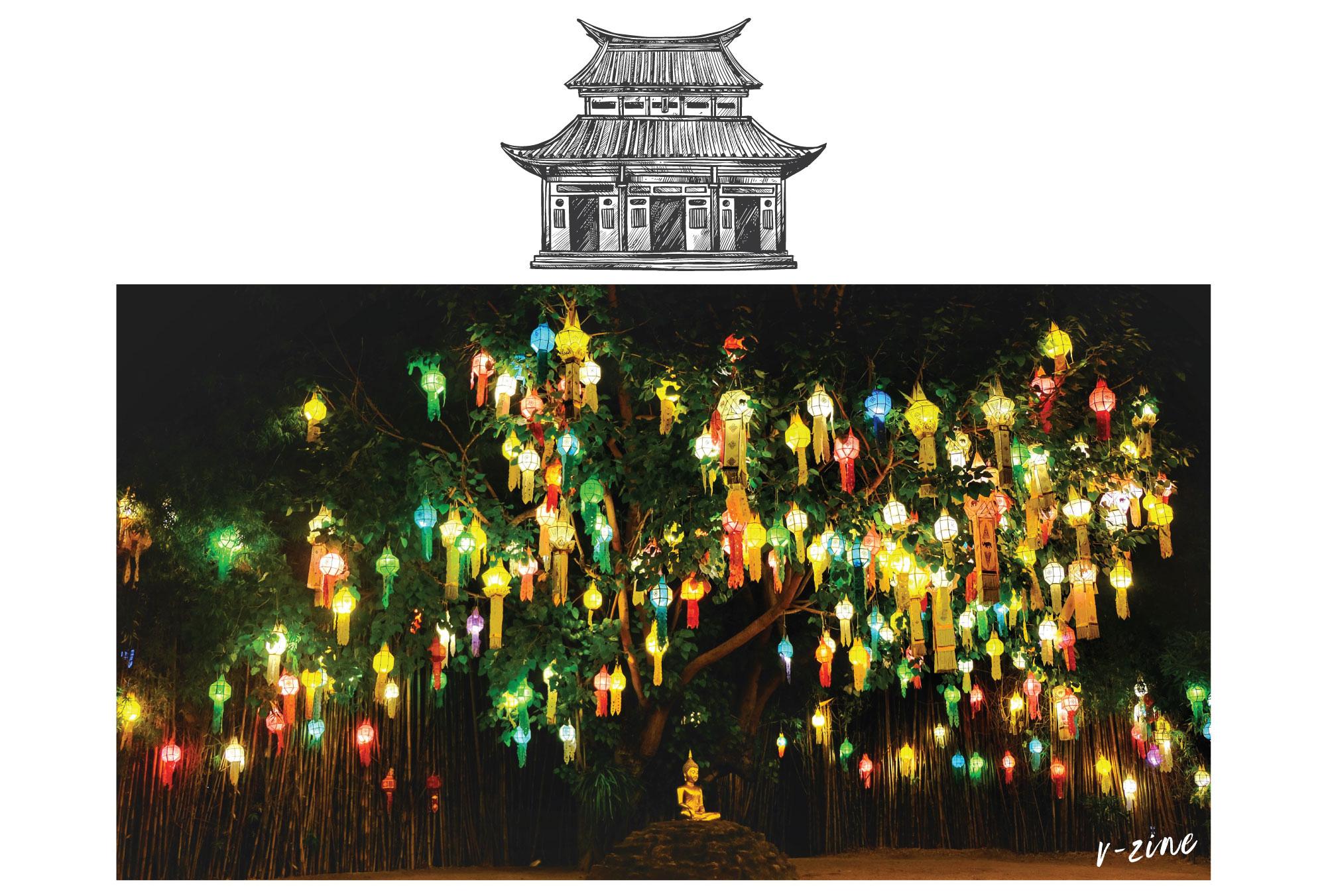 Ngoài lễ hội đèn trời, Chiang Mai còn có gì hấp dẫn du khách? - Ảnh 19.