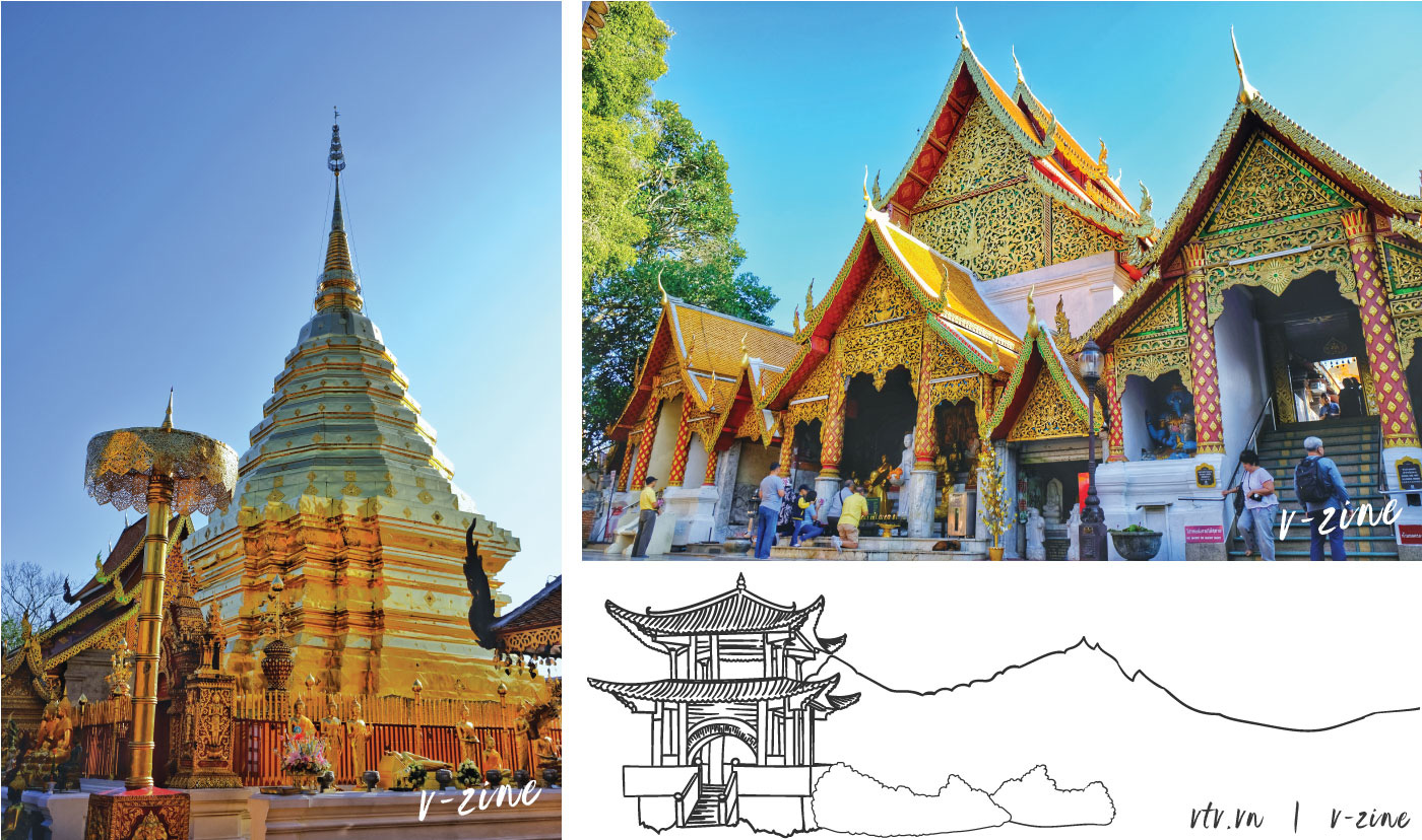 Ngoài lễ hội đèn trời, Chiang Mai còn có gì hấp dẫn du khách? - Ảnh 9.
