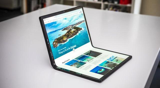 CES 2020: Dell, Lenovo, Intel đua nhau ra mắt laptop màn hình gập - Ảnh 4.