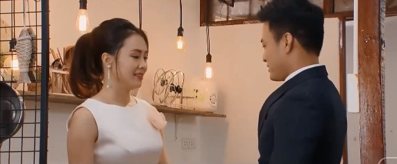 Hoa hồng trên ngực trái: Hóa ra chính Ngọc Quỳnh đề nghị biên kịch để Thái được chết một cách ý nghĩa - Ảnh 5.