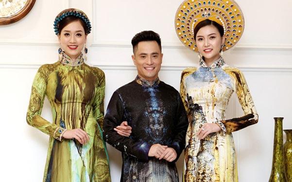 Những NTK dành nhiều tâm huyết cho áo dài Việt - Ảnh 7.