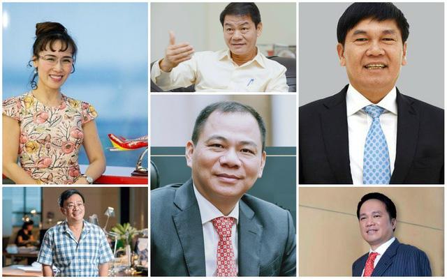 Thế giới chao đảo, tỷ phú USD của Việt Nam vẫn tăng lên 6 người - Ảnh 1.