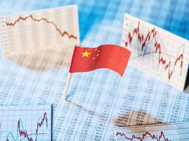 Thị trường chứng khoán Trung Quốc đạt đỉnh 10.000 tỷ USD - Ảnh 1.