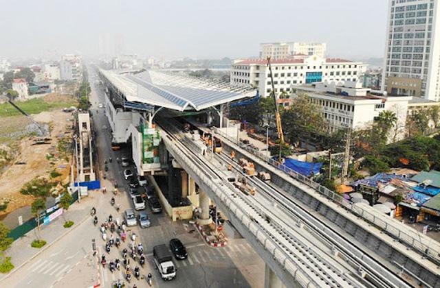 Thanh tra Chính phủ thông tin về những dấu hiệu vi phạm tại Dự án đường sắt đô thị tuyến Nhổn - ga Hà Nội - ảnh 1