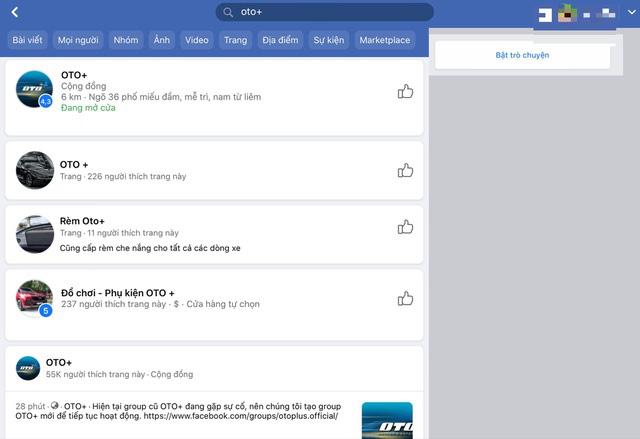 """Hàng loạt hội nhóm, fanpage lớn trên Facebook ở Việt Nam bị """"xóa sổ"""" - Ảnh 1."""