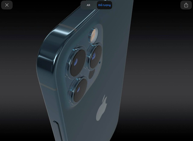 Trải nghiệm sớm iPhone 12 bằng công nghệ AR - Ảnh 1.