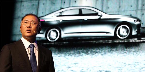 Thái tử Hyundai kế vị sau 20 năm chờ đợi - Ảnh 3.