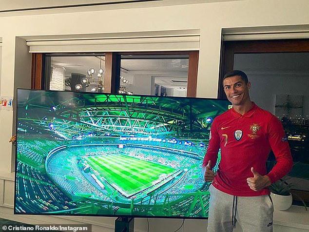 Vắng Ronaldo, Bồ Đào Nha vẫn xây chắc ngôi đầu (UEFA Nations League 2020/21) - Ảnh 1.