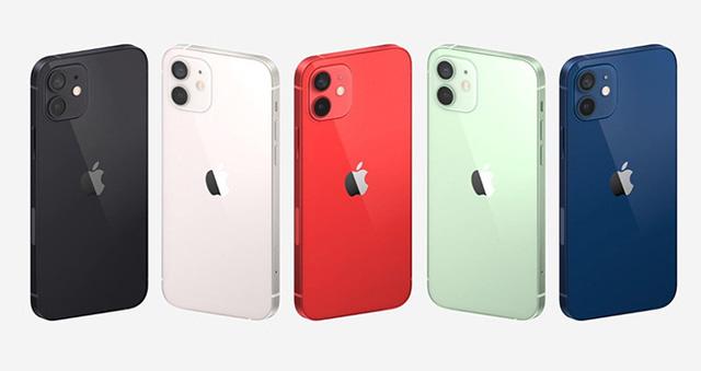 """iPhone 12 vừa ra mắt, nhiều trang web đã nhận """"đặt hàng"""" - Ảnh 1."""