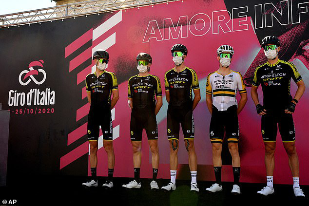 Giải xe đạp Giro d'Italia 2020 nguy cơ kết thúc sớm vì COVID-19 - Ảnh 3.