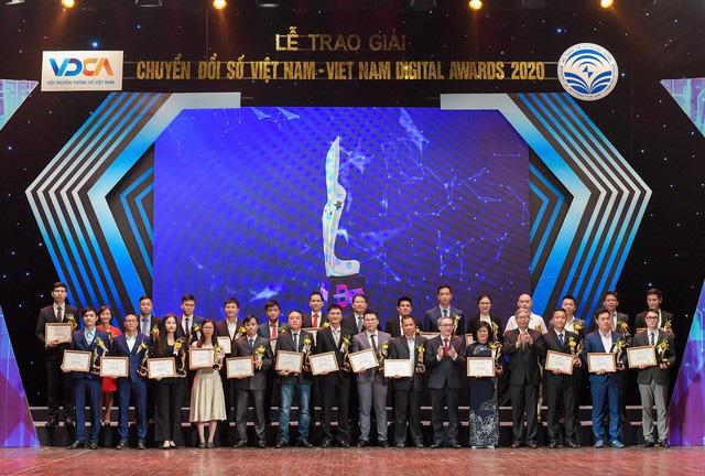 FSI đạt giải Doanh nghiệp Chuyển đổi số xuất sắc 2020 - Ảnh 1.