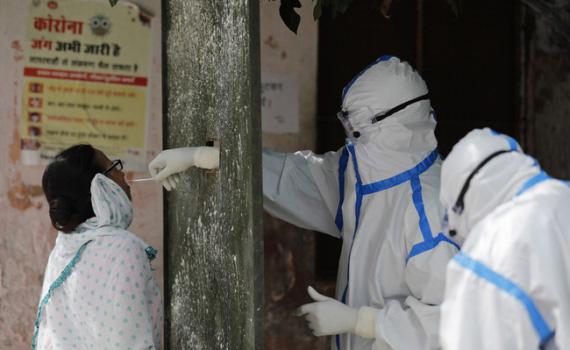 Trên 34,4 triệu người nhiễm COVID-19 trên toàn cầu, nhiều nước ghi nhận số ca nhiễm cao kỷ lục - Ảnh 1.