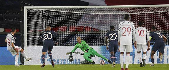 PSG 1-2 Man Utd: Chiến thắng kịch tính - Ảnh 2.