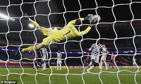 PSG 1-2 Man Utd: Chiến thắng kịch tính - Ảnh 1.