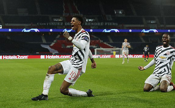PSG 1-2 Man Utd: Chiến thắng kịch tính - Ảnh 4.