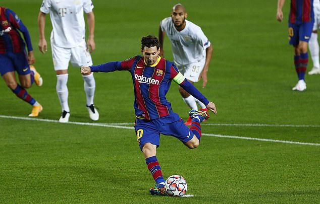 Barcelona 5-1 Ferencvaros: Cơn mưa bàn thắng - Ảnh 1.