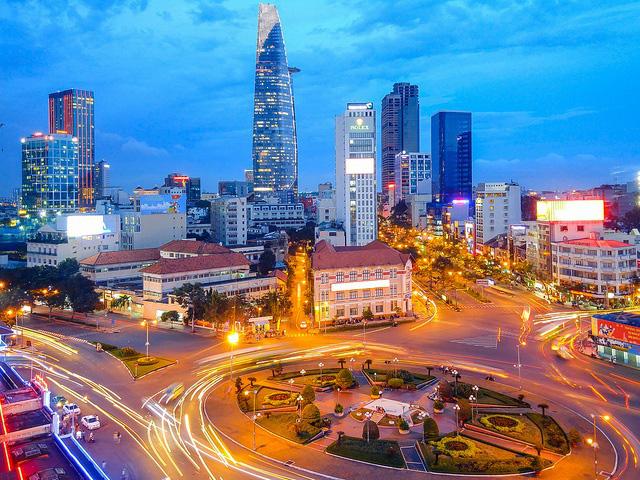 Việt Nam thúc đẩy phát triển đô thị thông minh - Ảnh 1.
