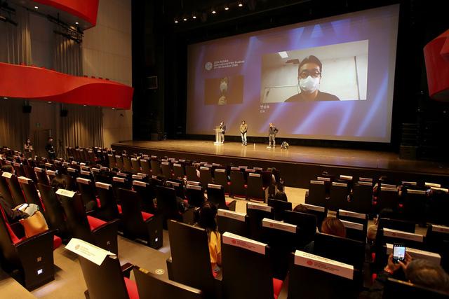 Liên hoan phim Busan 2020 khai mạc trực tuyến giữa mùa dịch - ảnh 2