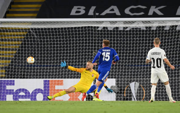 Kết quả Europa League sáng 23/10: Tottenham, Arsenal, Leicester cùng thắng - Ảnh 2.
