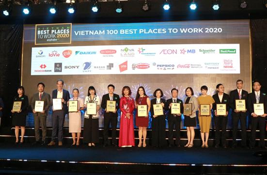 100 nơi làm việc tốt nhất Việt Nam - ảnh 2