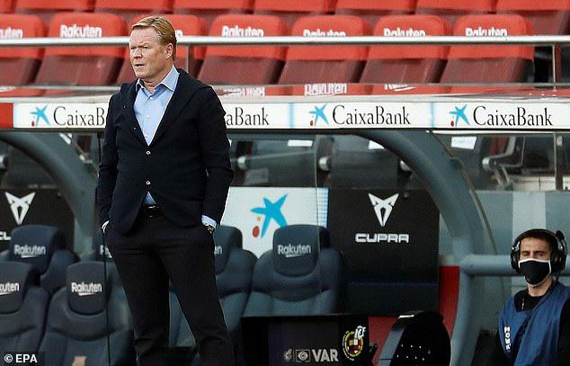Barcelona 1-3 Real Madrid: El Clasico đầy kịch tính (Vòng 7 La Liga 2020/21) - Ảnh 6.