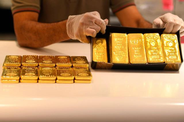Giá vàng đi xuống tuần thứ hai liên tiếp - Ảnh 2.