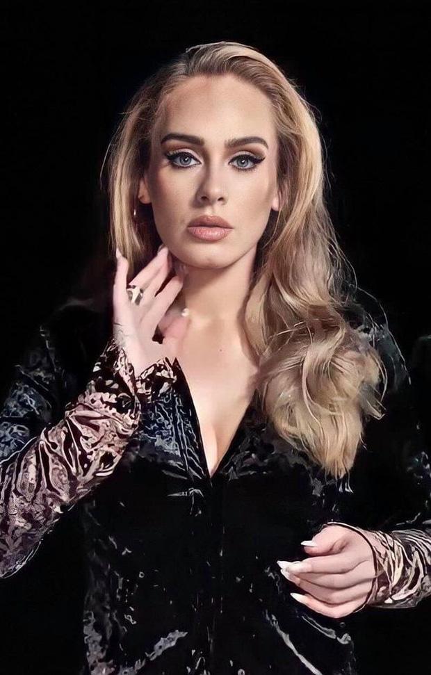 Adele lần đầu xuất hiện trên truyền hình hậu giảm cân - Ảnh 1.
