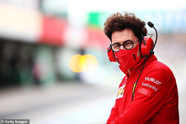Lãnh đội Ferrari phủ nhận chuyện nhất bên trọng nhất bên khinh - Ảnh 2.