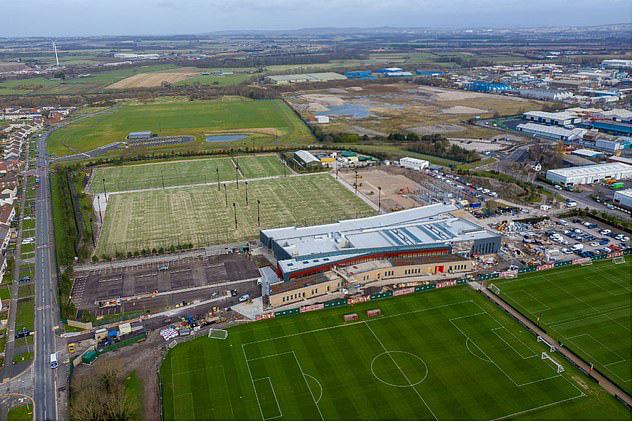 Liverpool sẽ chuyển tới trụ sở mới vào tháng 11 - Ảnh 1.