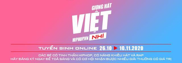 Giọng hát Việt nhí trở lại với phiên bản HipHop - Ảnh 2.