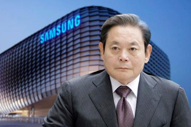 """Nhìn lại cuộc đời Lee Kun-hee, người đưa Samsung thành """"ông trùm công nghệ"""" - Ảnh 2."""