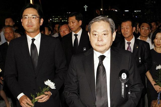 """Nhìn lại cuộc đời Lee Kun-hee, người đưa Samsung thành """"ông trùm công nghệ"""" - Ảnh 4."""