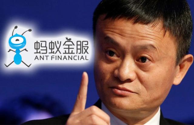 Ant Group của Jack Ma: Từ ý tưởng bị chê ngu ngốc đến người khổng lồ fintech - ảnh 1