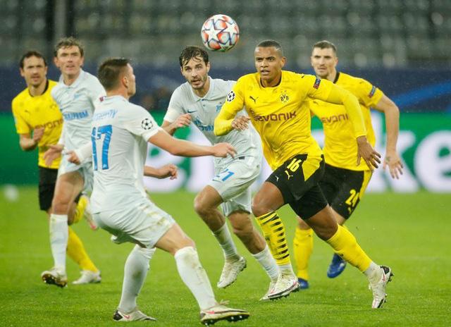 Dortmund 2-0 Zenit: Haaland, Sancho mang về chiến thắng cho Dortmund (Bảng F Champions League 2020/21) - Ảnh 1.