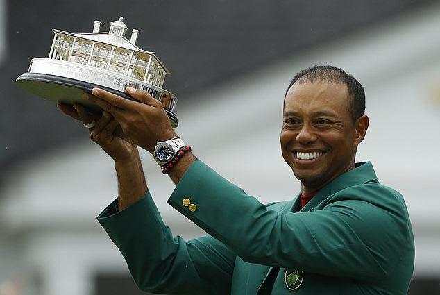 Tiger Woods sẽ không tham dự giải golf Houston mở rộng - Ảnh 1.