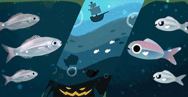 Chú mèo phép thuật trở lại chào đón Halloween trên Google - Ảnh 3.